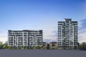 New Towers Condominiums in Richmond Hill